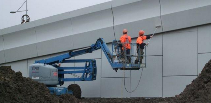 commercial industrial painting coatings