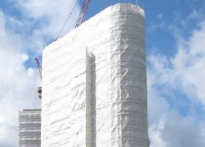 shrink wrap for scaffolding and buildings